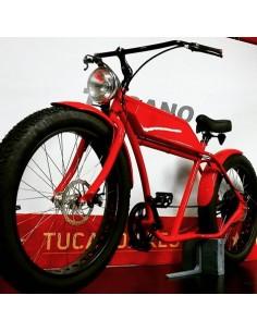 TUCANO CAFE' RACER BIKO NO11