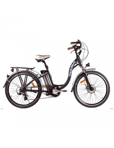 GREEN SPARK TECNA CITY TREK 26""