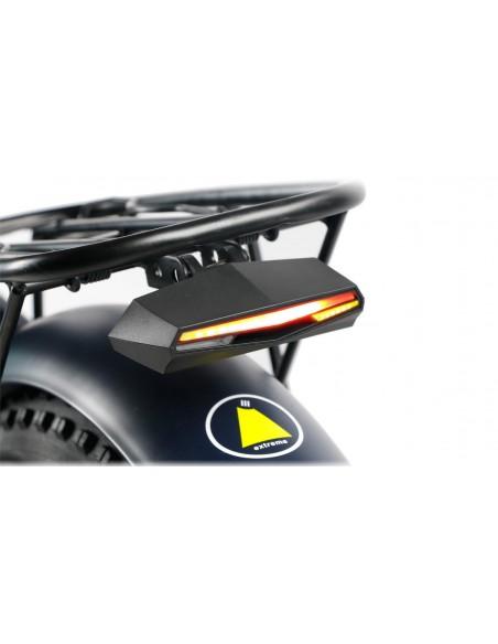 "DME Fat-Bike Extreme 20"" 250W 48V 21Ah Bici elettrica pieghevole freni idraulici"
