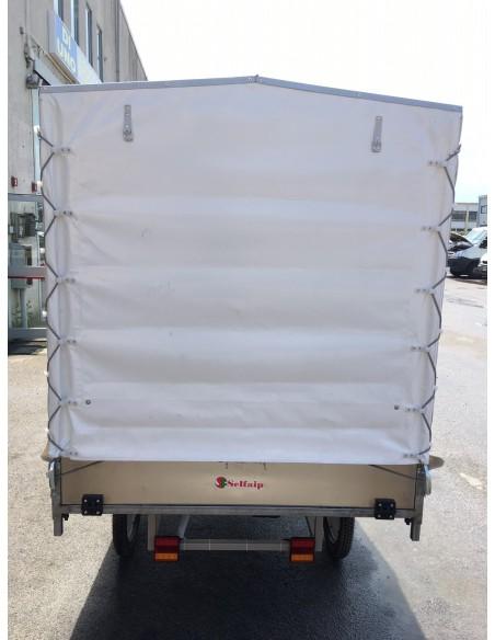 TRICICLO GLADIATOR II mod. Big Box grande volume