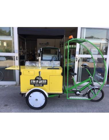 E-Trike Gladiator II – Triciclo birreria