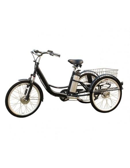 E-Trike Sleek – Triciclo shopping: