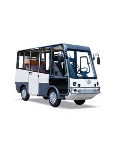 SELF AILP Geco Minibus elettrico omologato stradale 6 posti