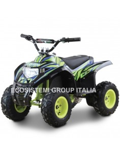 MINI QUOD NCX RUSH 350W R6 ELETTRICO