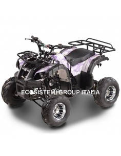 QUOD NCX T-REX 125 R8 FT ECO ALLOY