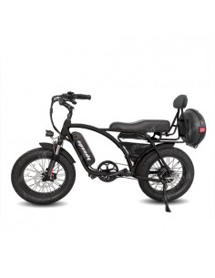 BICICLETTA ELETTRICA SPEEDY Rocket Touring Fat Bike 20″ biposto