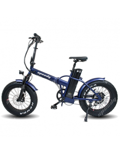 BICICLETTA ELETTRICA SPEEDY Sport 20″ Bicicletta elettrica Fat Bike Pieghevole