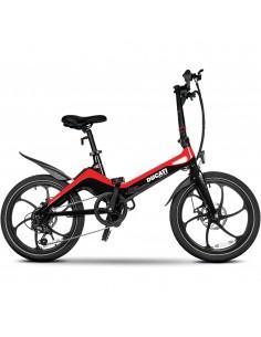 BICICLETTA ELETTRICA DUCATI MG-20 - E-bike pieghevole in magnesio |