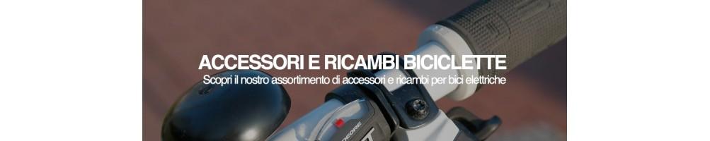 BICICLETTE ELETTRICHE Accessori | Ricambi per Bici e Scooter elettrici