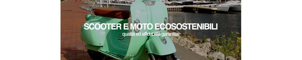 SCOOTER ELETTRICO | Moto ed accessori | Visita il Catalogo